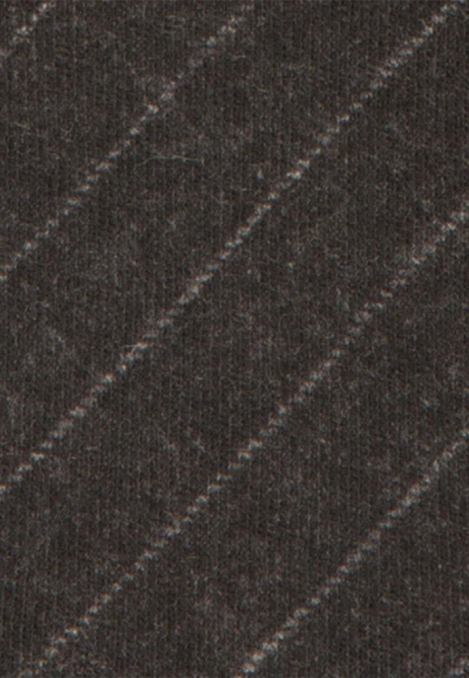 Krawatte aus 100% Wolle 7 cm Breit in Schwarz |  Seidensticker Onlineshop