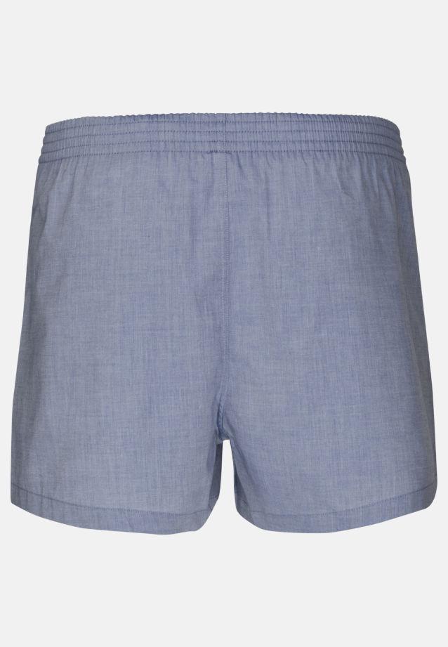 Boxershorts aus 100% Baumwolle in Blau |  Jacques Britt Onlineshop