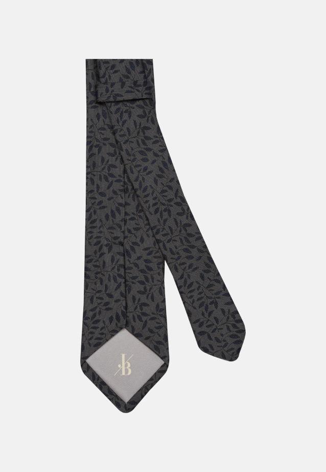 Krawatte aus 7 cm Breit in Mittelblau |  Jacques Britt Onlineshop