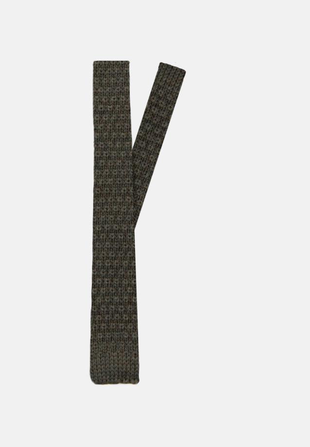 Krawatte aus 100% Wolle 5 cm Breit in Grün |  Jacques Britt Onlineshop