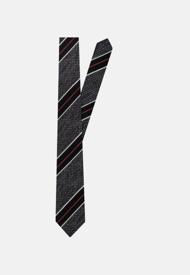 Krawatte aus 100% Seide 7 cm Breit in Grau |  Jacques Britt Onlineshop
