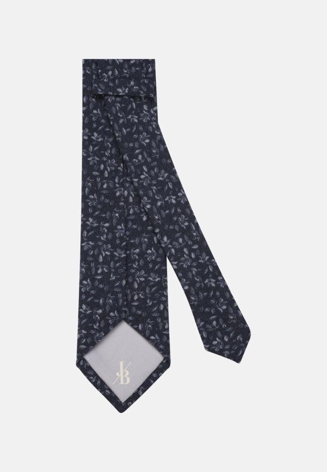 Krawatte aus 100% Wolle 7 cm Breit in Grau |  Jacques Britt Onlineshop