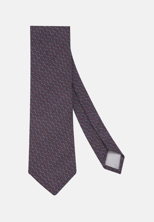 Krawatte aus 7 cm Breit in Rot    Jacques Britt Onlineshop