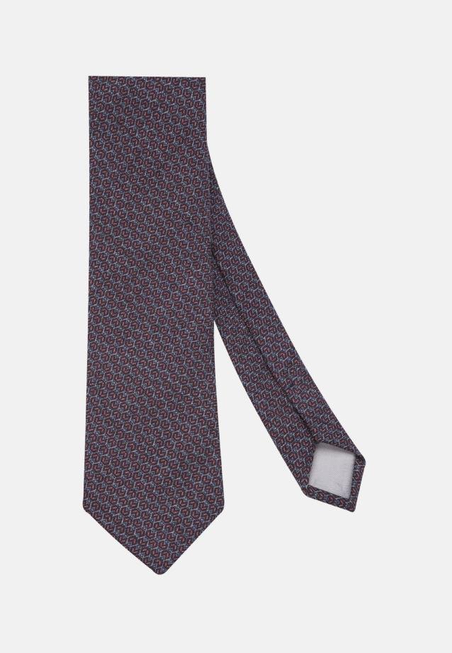 Krawatte aus 7 cm Breit in Rot |  Jacques Britt Onlineshop