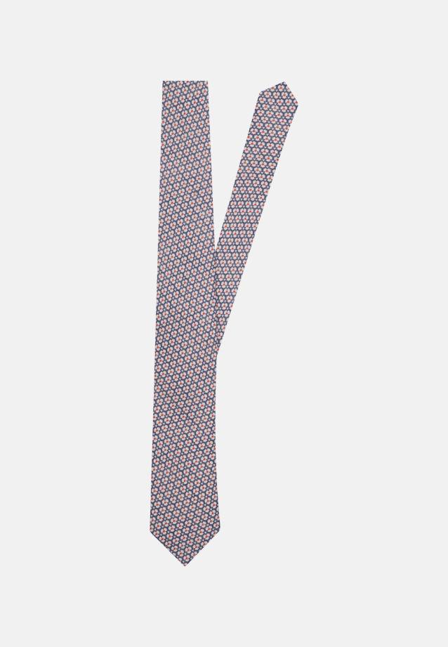Krawatte aus 100% Leinen/flachs 7 cm Breit in Dunkelblau |  Jacques Britt Onlineshop