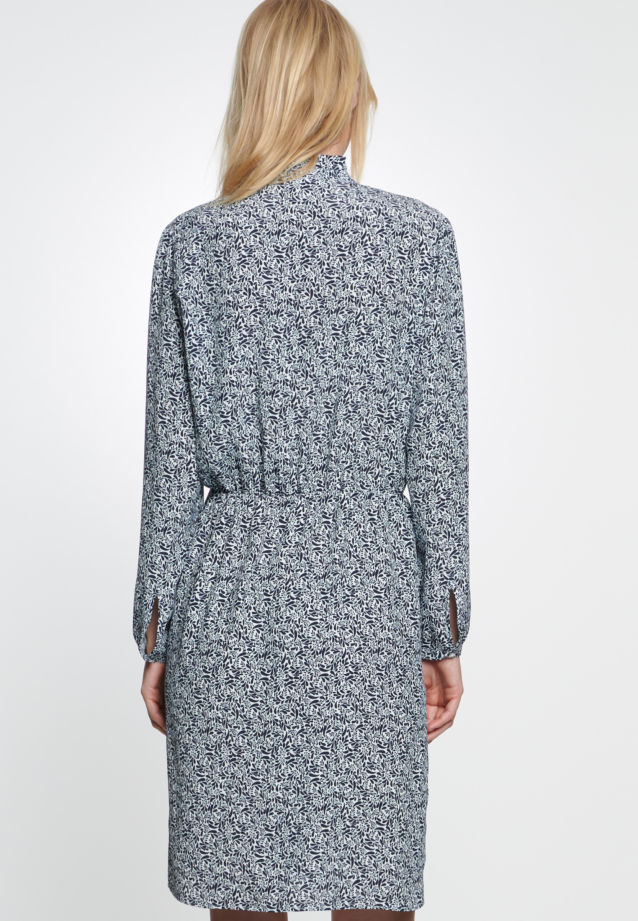 Crepe Dress made of 100% Viskose in offwhite |  Seidensticker Onlineshop