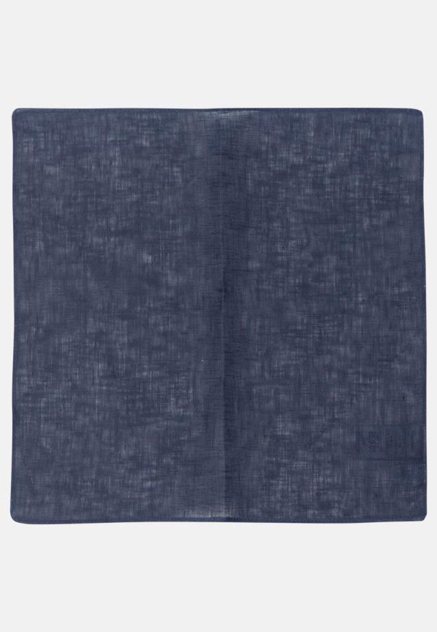 Pochettes made of 100% Linen in Dark blue |  Seidensticker Onlineshop