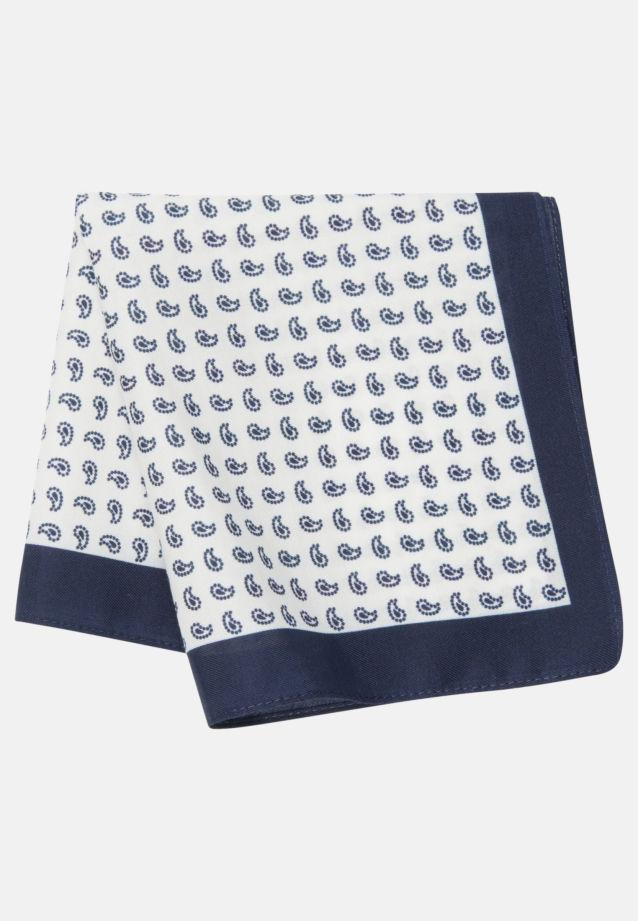 Pochettes made of silk blend in White |  Seidensticker Onlineshop