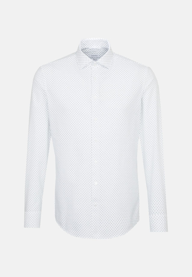 Easy-iron Oxford Business Shirt in Regular with Kent-Collar in White |  Seidensticker Onlineshop