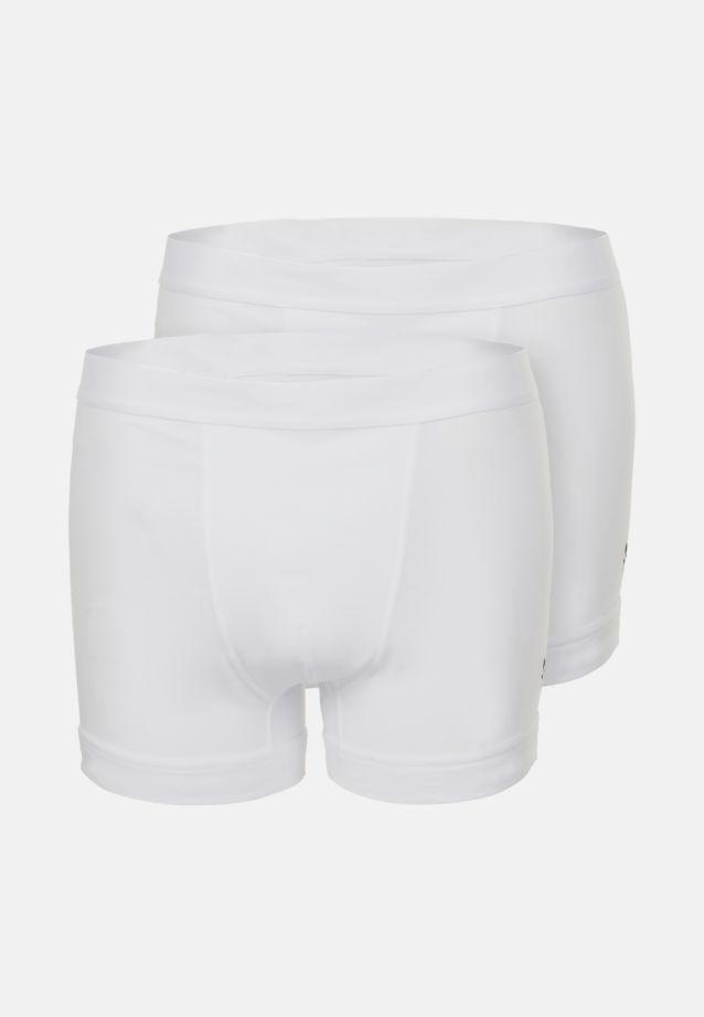 Boxershorts Tailored in weiß    Seidensticker Onlineshop