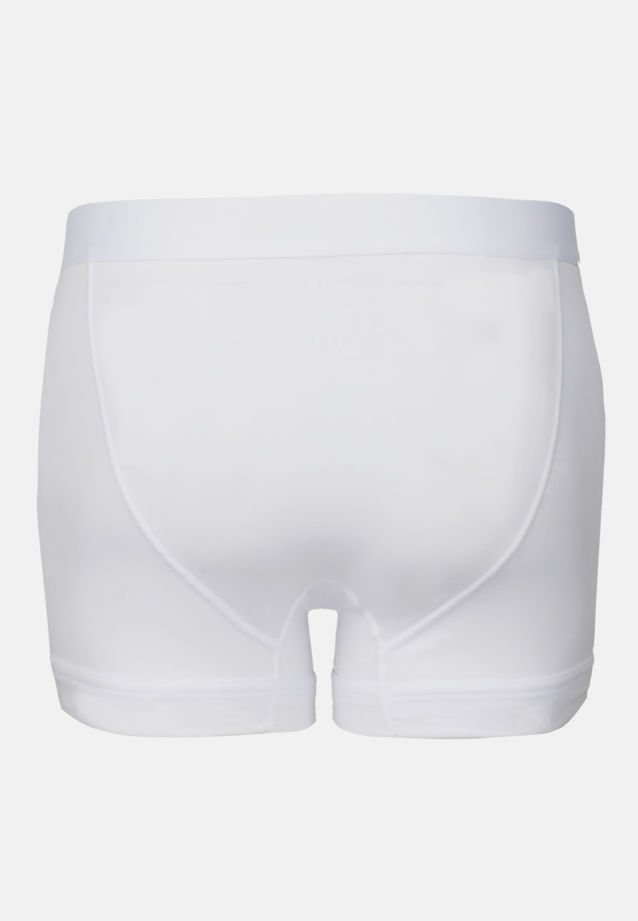 2er-Pack Boxershorts made of Baumwollmischung in Weiß |  Seidensticker Onlineshop