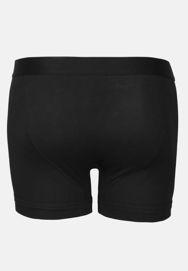 2er-Pack Boxershorts made of Baumwollmischung in Schwarz |  Seidensticker Onlineshop