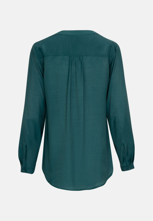 Voile Tunic made of 100% Viscose in Green |  Seidensticker Onlineshop