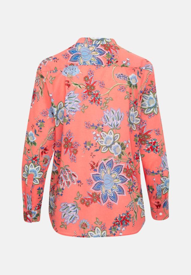 Popeline Tunika aus 100% Baumwolle in Rosa/Pink |  Seidensticker Onlineshop