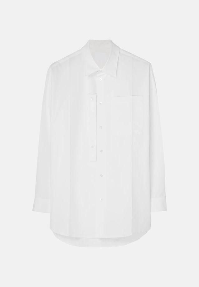 Murkudis Classic Shirt in White |  Seidensticker Onlineshop