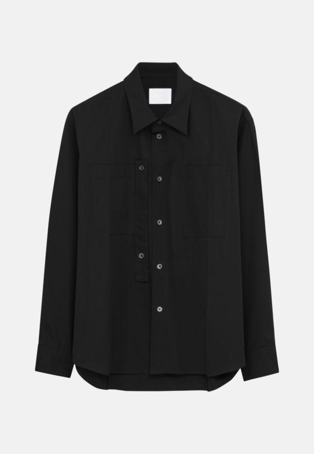 Murkudis Military Jacket in Black |  Seidensticker Onlineshop