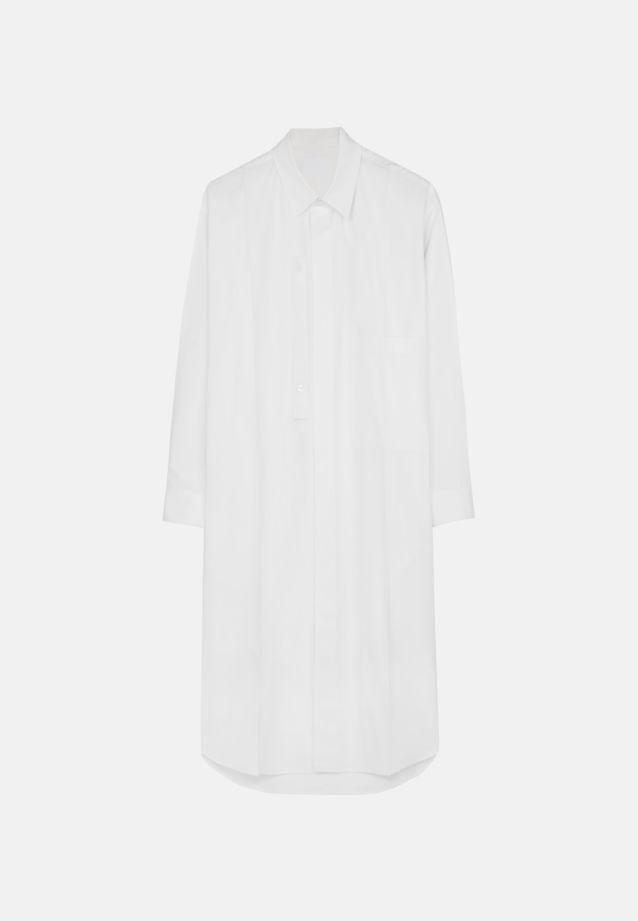 Murkudis Long Shirt in White |  Seidensticker Onlineshop