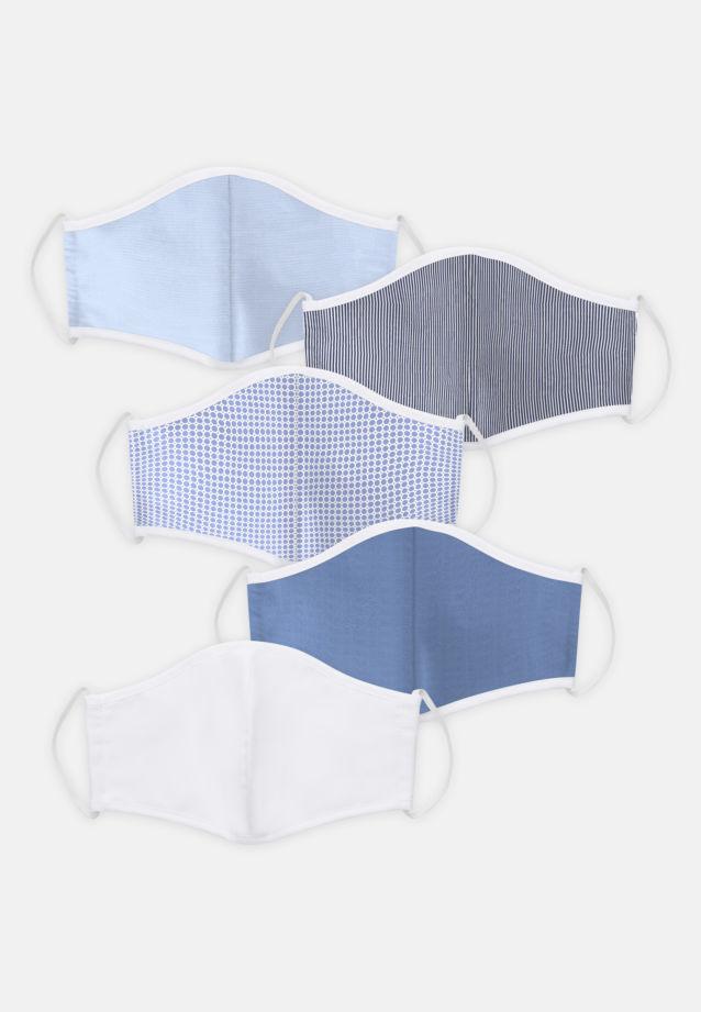 5er-Pack Mund-Nasen-Masken aus 100% Baumwolle in Pack 1 |  Seidensticker Onlineshop