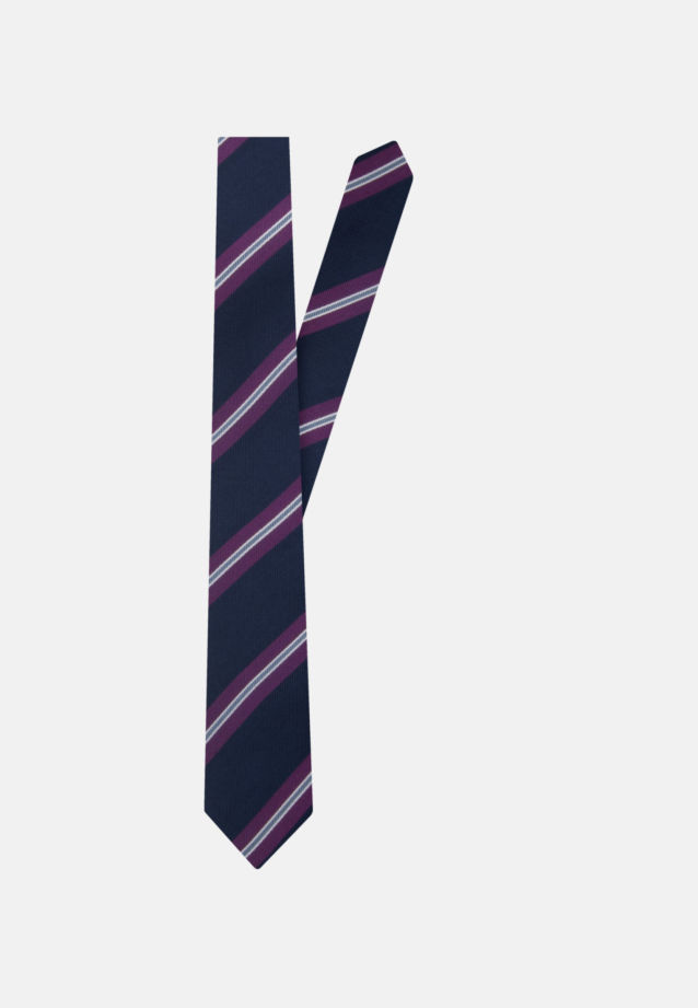 Tie made of 100% Silk 7 cm wide in Pink |  Seidensticker Onlineshop