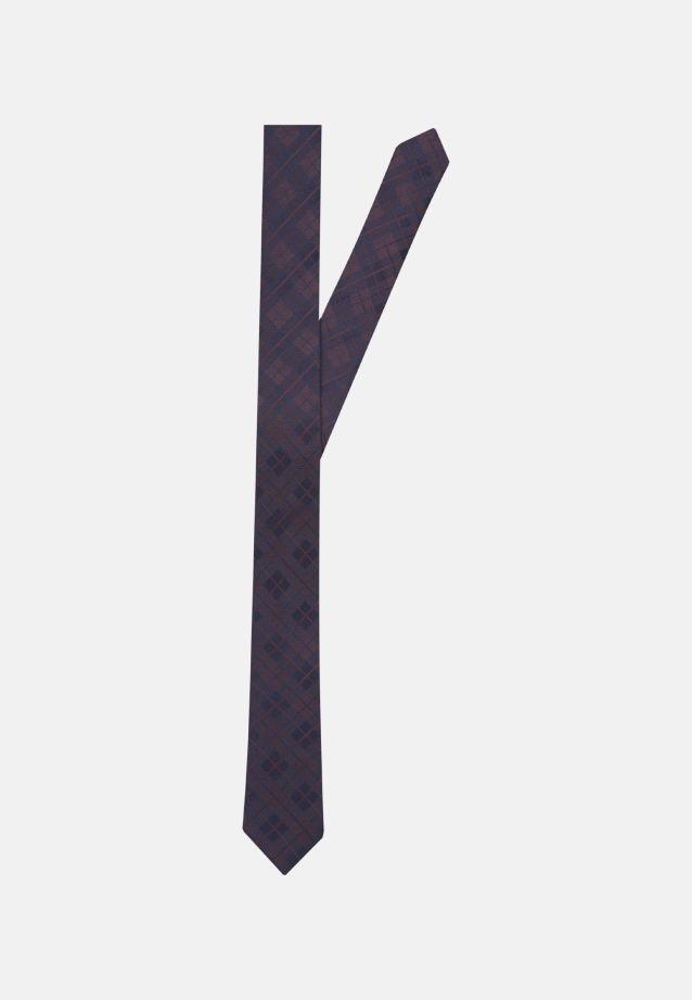 Krawatte aus 100% Seide 5 cm Breit in bordeaux |  Seidensticker Onlineshop