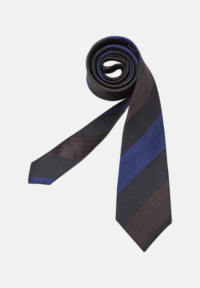 Krawatte aus 100% Seide 7 cm Breit in braun |  Seidensticker Onlineshop
