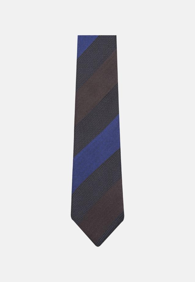 Krawatte aus 100% Seide 7 cm Breit in Braun    Seidensticker Onlineshop