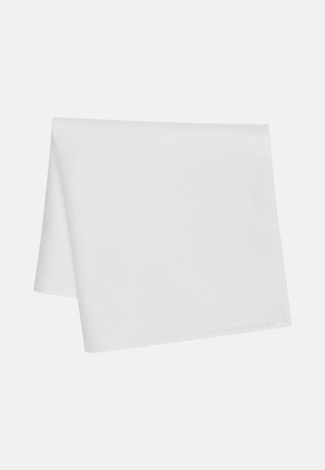 Einstecktuch aus 100% Baumwolle in Weiß |  Seidensticker Onlineshop