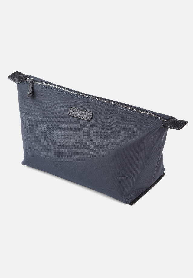 Toilet Bag in Medium blue |  Seidensticker Onlineshop
