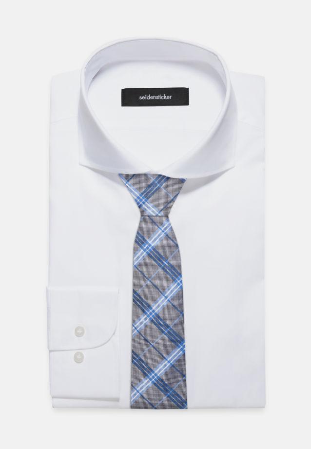 Krawatte aus 100% Seide 7 cm Breit in aqua |  Seidensticker Onlineshop