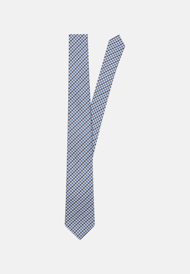 Tie made of 100% Silk 7 cm wide in Turquoise |  Seidensticker Onlineshop