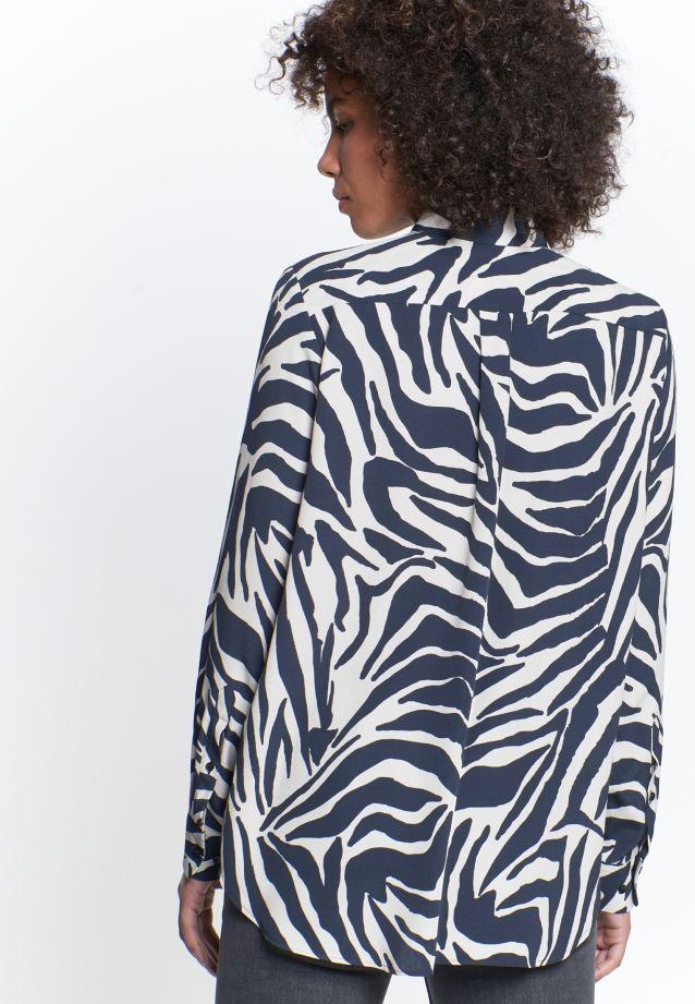 Crepe Shirt Blouse made of 100% Viscose in Beige |  Seidensticker Onlineshop