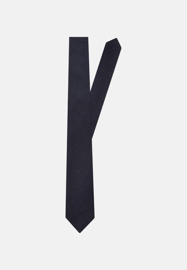 Krawatte aus 100% Seide 7 cm Breit in navy |  Seidensticker Onlineshop