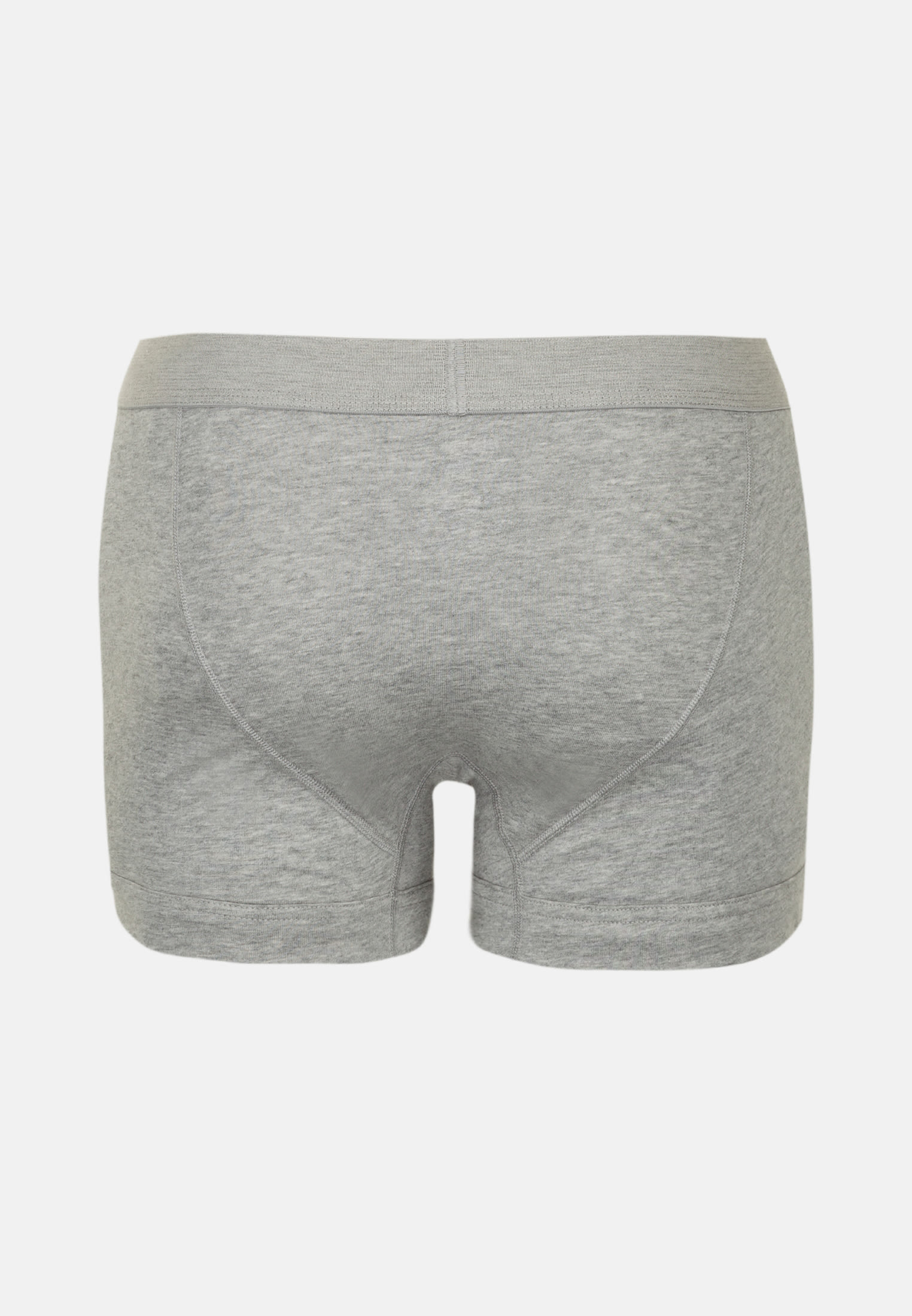 Two-Pack Boxershorts made of Baumwollmischung in Grey |  Seidensticker Onlineshop