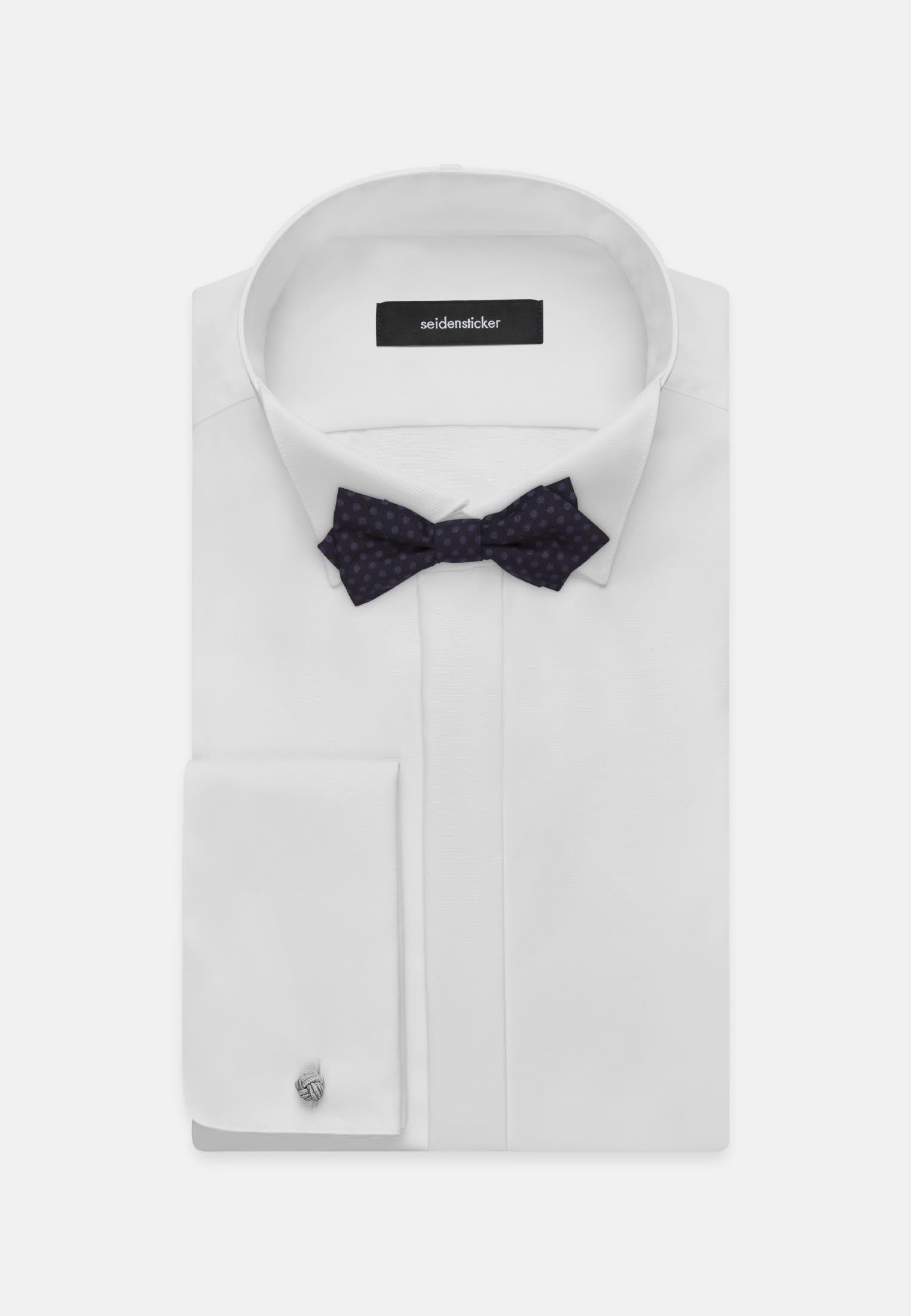 Bow Tie made of 100% Cotton in Dark blue |  Seidensticker Onlineshop