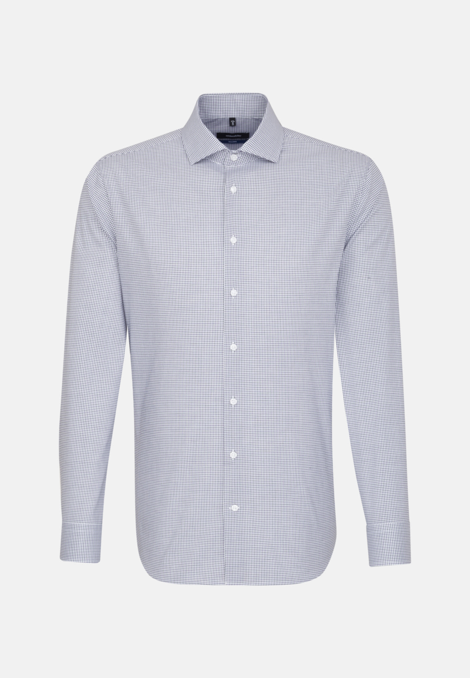 Non-iron Poplin Business Shirt in Shaped with Kent-Collar in Purple |  Seidensticker Onlineshop