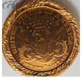 سکه طلا 20 دلار امریکا