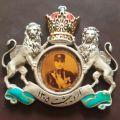 مدال یادبود تاجگذاری رضاشاه