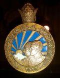 مدال یادبود پنجاهمین سالگرد پهلوی 2535