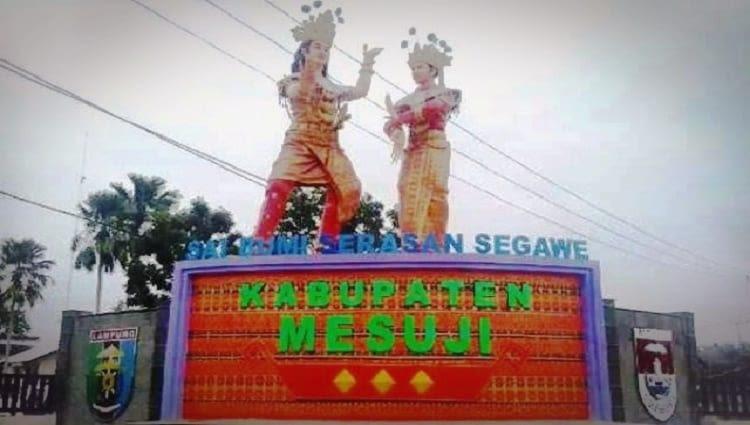 Sejarah Kabupaten Mesuji Lampung