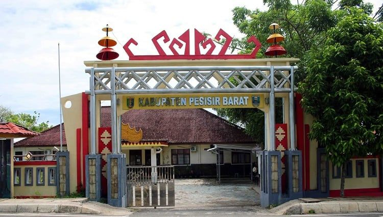 Sejarah Pesisir Barat Lampung