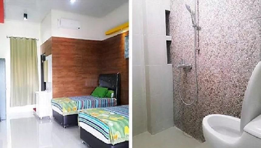 Guesthouse Murah di Bandar Lampung