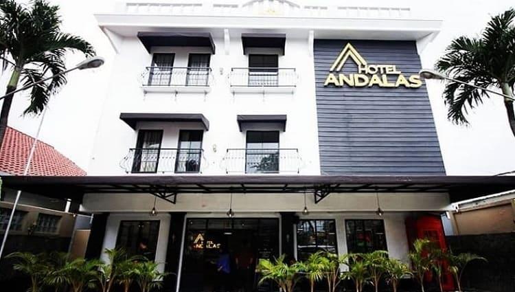 Hotel Andalas Bandar Lampung