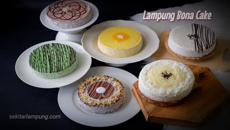 Lampung Bona Cake
