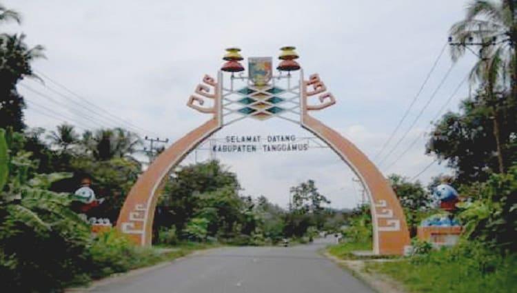 Sejarah Kabupaten Tanggamus Lampung