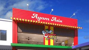 Ayam Asix Lampung