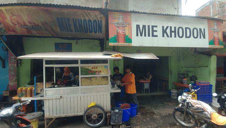 Mie Khodon Bandar Lampung