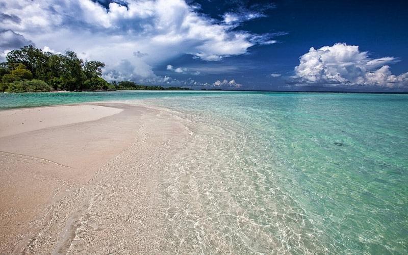 Pulau Mengkudu Lampung Selatan