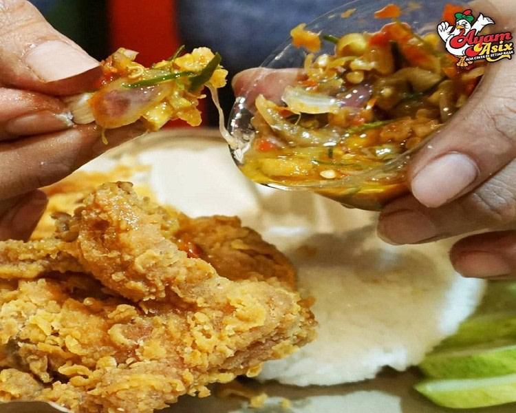Ayam Asix Pringsewu