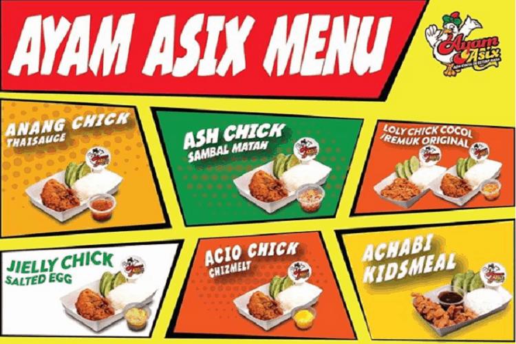 Ayam Asix