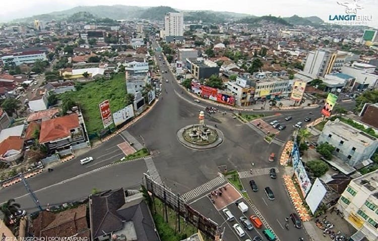 Kabupaten di Provinsi Lampung